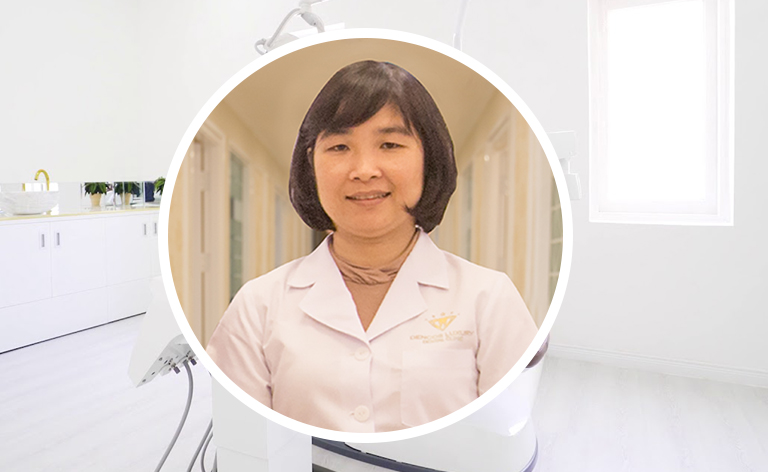 Tiến Sĩ - Bác Sĩ. Quách Thúy Lan - Chuyên Gia về nắn chỉnh răng